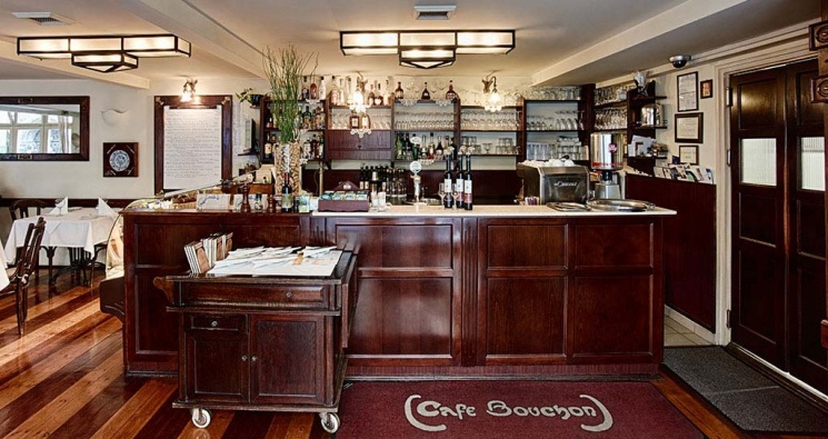 Cafe Bouchon Étterem Budapest