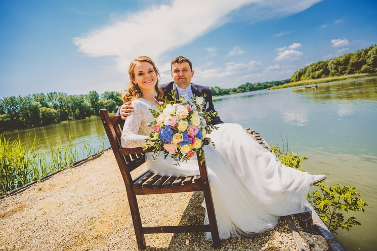 Wellness esküvő a festői Tisza-tó partján található Tisza Balneum Hotelben
