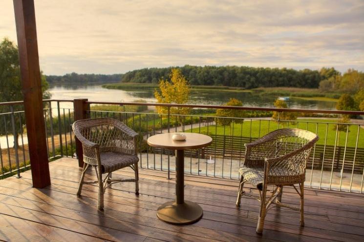 Szép Kártya Tisza-tó, wellness pihenés a tóparti Balneum Hotelben