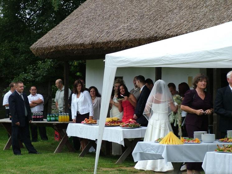 Nyíregyházi esküvőhelyszín a Sóstói Múzeumfaluban, tartsa esküvőjét Nyíregyházán!