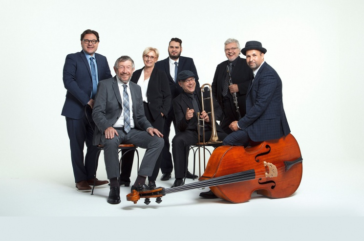 BUDAPEST KLEZMER BAND 30 éves jubileumi koncert a Margitszigeti Szabadtéri Színpadon