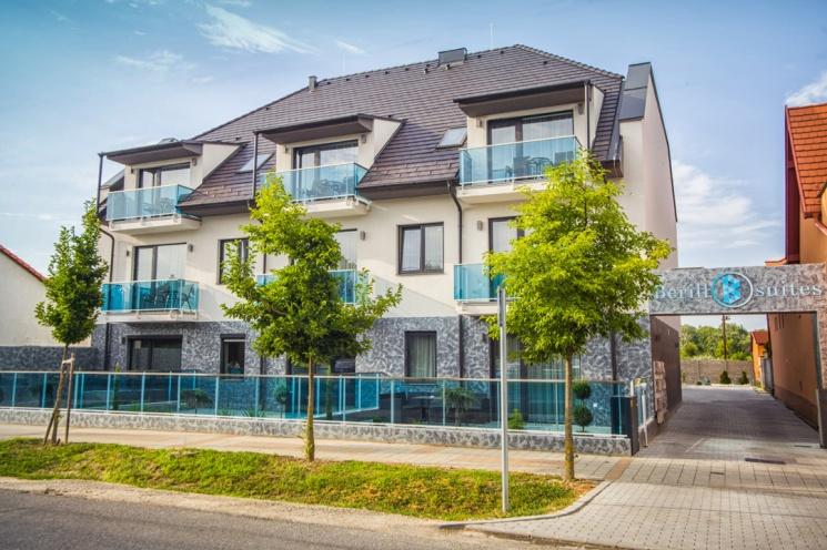 Berill Suites Apartmanház Sárvár