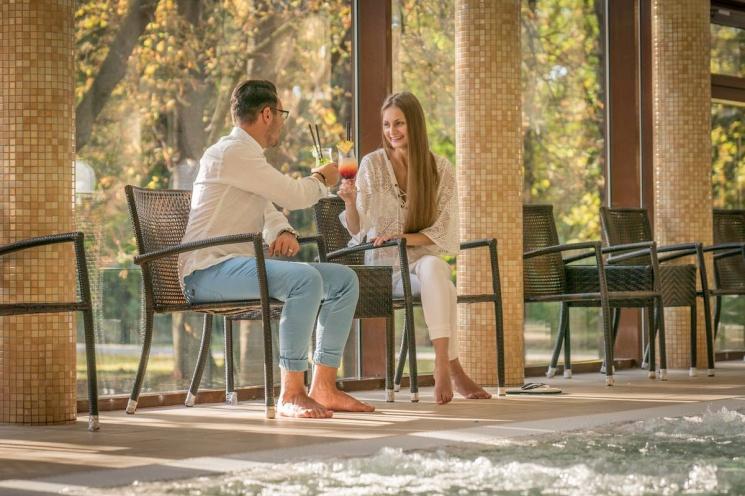 Nászút Gyulán, mézeshetek a Wellness Hotel Gyula Superior szállodában