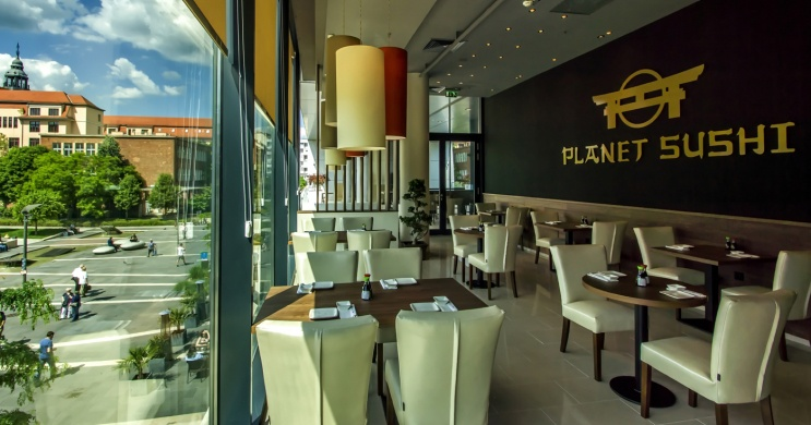 Planet Sushi Allee Budapest