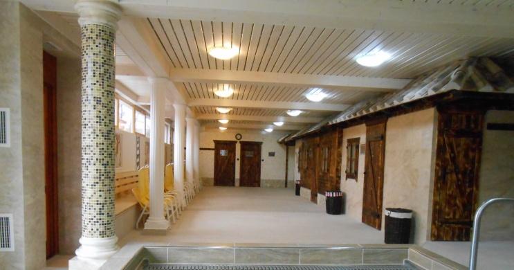Komáromi szaunaszeánszok és programok - Várjuk a Brigetio Gyógyfürdőben!