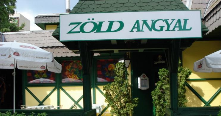 Zöld Angyal Étterem és Bowling Club