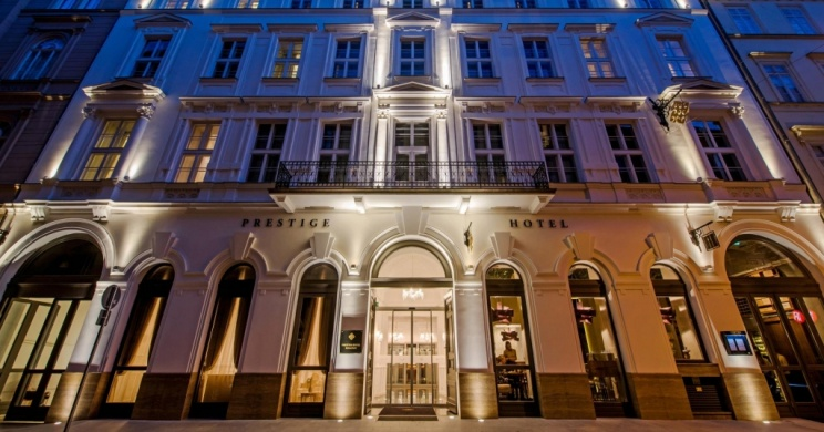 Prestige Hotel**** Superior Budapest