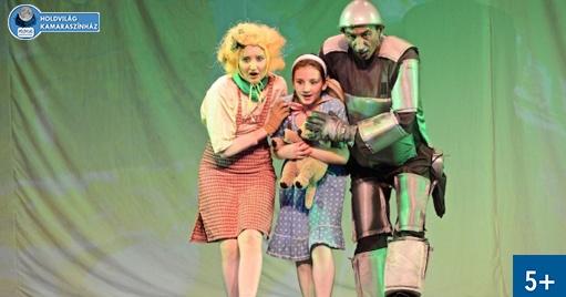 Holdvilág Kamaraszínház előadások