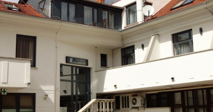 Hotel Talizmán Kecskemét