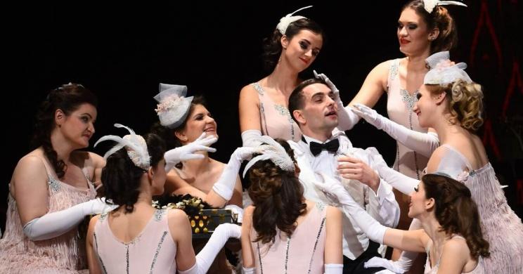 Csárdáskirálynő operett 2021. Online jegyvásárlás