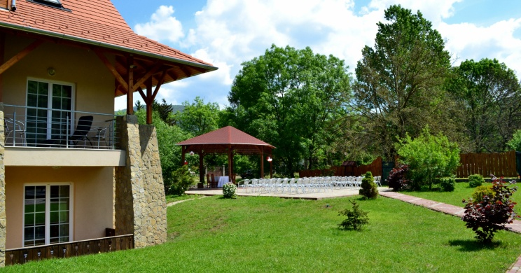 Malomkert Panzió, Étterem és Rendezvényközpont Nagybörzsöny