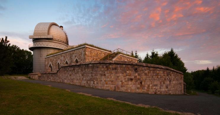 Piszkéstető Obszervatórium Mátraszentimre, csoportos látogatás a csillagvizsgálóban