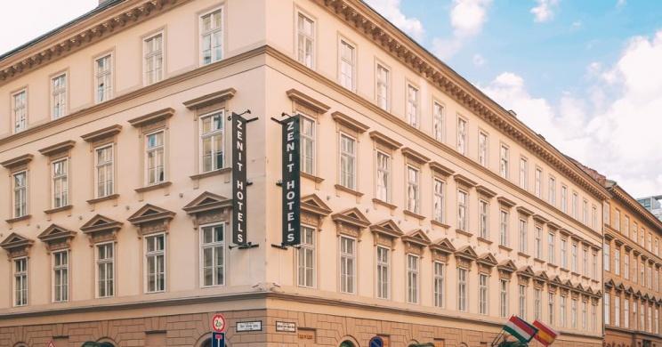Zenit Hotel Budapest Palace****