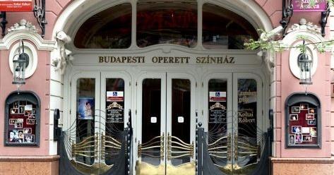 Marica grófnő operett előadások. Online jegyvásárlás
