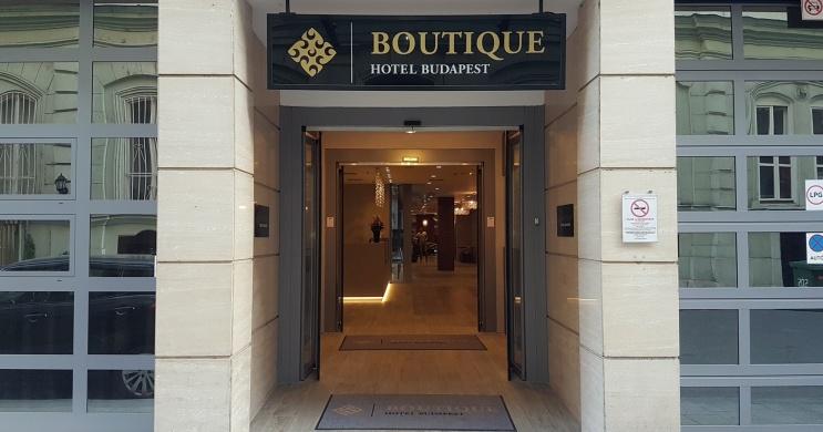 Zara Boutique Hotel Budapest