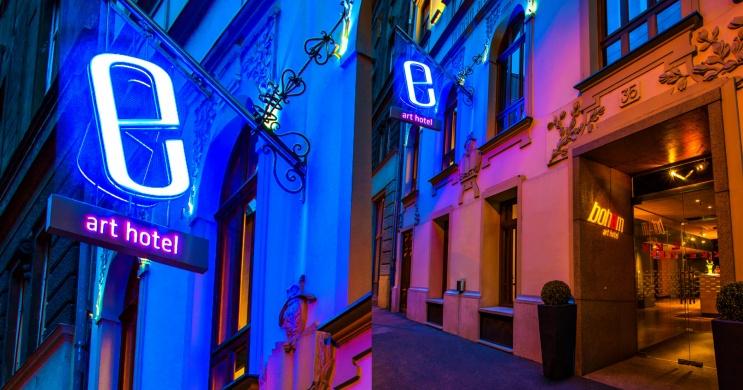 Bohém Art Hotel Budapest