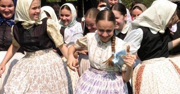 Falusi Húsvét  Nyíregyháza Sóstói Múzeumfalu