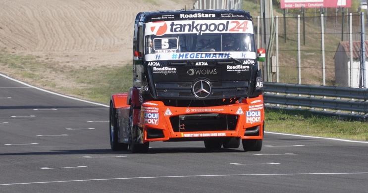 Kamion Verseny 2021. Kamion Európa-bajnokság Futam (ETCR)