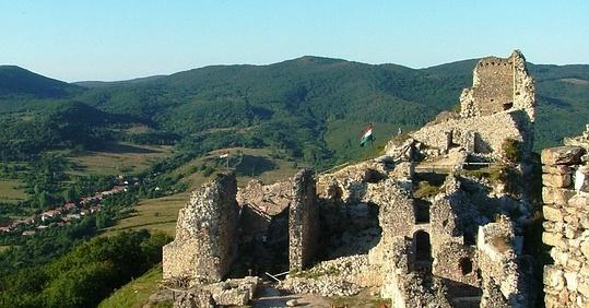 Regéci tanösvény, ökotúra a Zempléni Tájvédelmi Körzetben, a Bükki Nemzeti Park területén