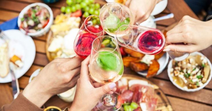 Vasárnapi ebéd Tatán, olasz ételek a Veranda Étteremben
