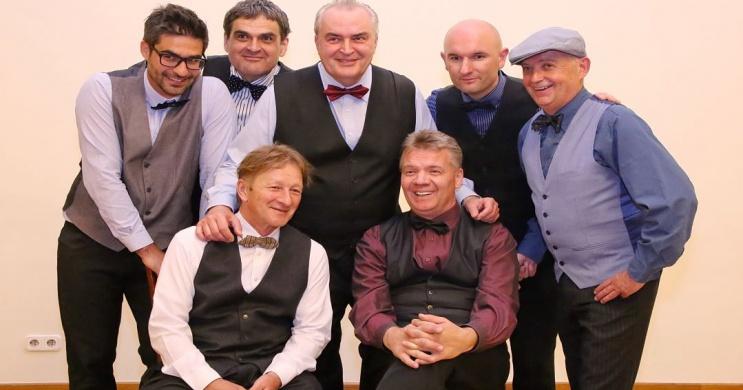 Budapest Ragtime Band koncertek 2020