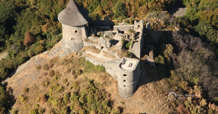 Salgó-Somoskő vára tanösvény a Bükki Nemzeti Parkban, ökotúra a Karancs-Medves Tájvédelmi Körzetben