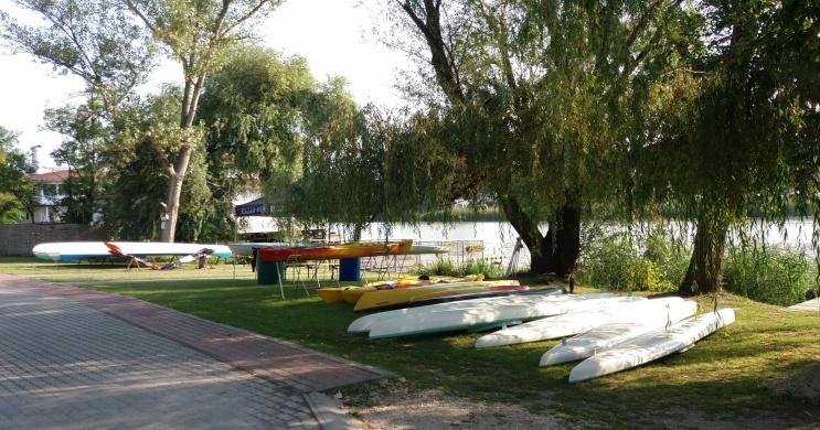 Kolonics György Vízisport Központ