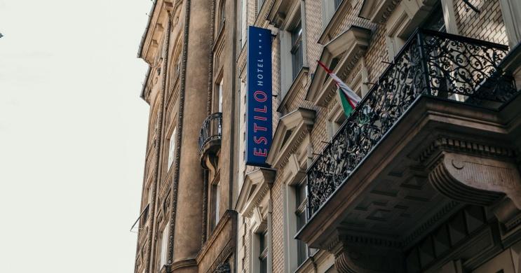 Estilo Fashion Hotel **** Budapest