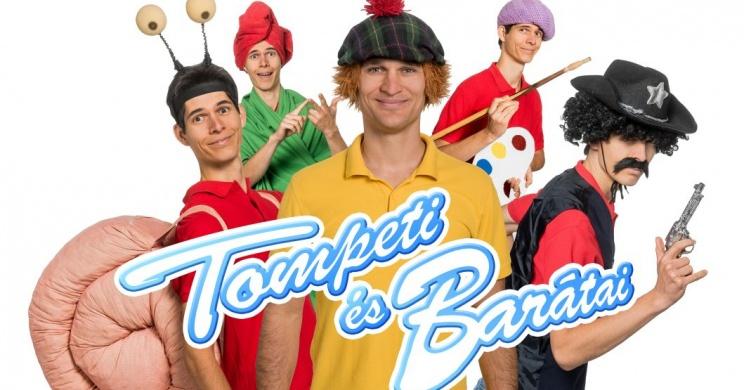 Tompeti és Barátai koncertek 2021