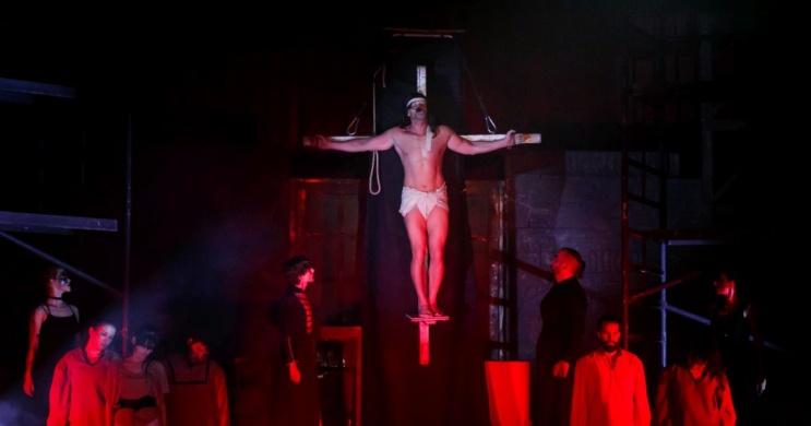 Jézus Krisztus szupersztár Budapest 2022. Lovas Színház előadások, online jegyvásárlás