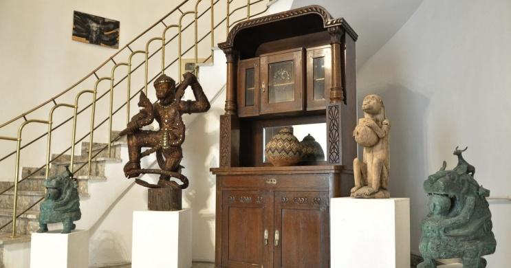 Miskolci Galéria Petró-ház kiállítás 2020. Szász Gyűjtemény