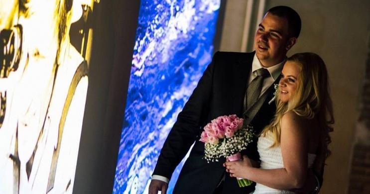 Esküvő Ózdon, kivételes környezet a Digitális Erőműben
