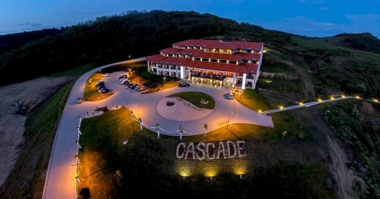 Hotel Cascade Resort & Spa****Superior Demjén