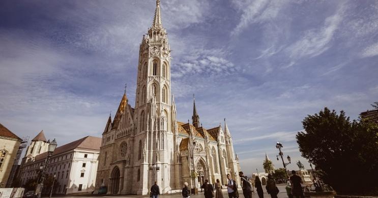Budai Vár séta, Buda világhírű látnivalói egy könnyed sétában