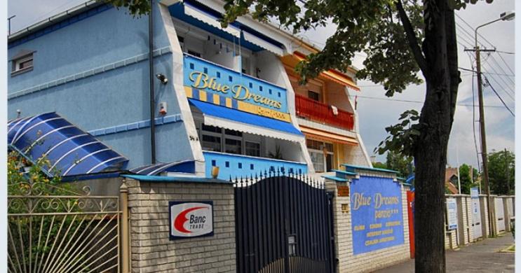 Blue Dreams Panzió Debrecen