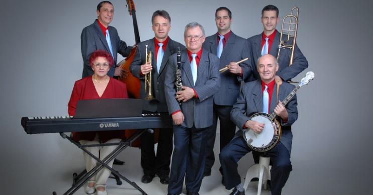 Molnár Dixieland Band jazz koncertek