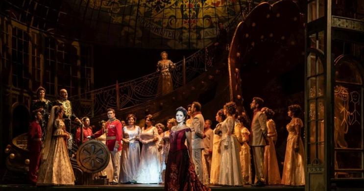 Csárdáskirálynő operett. Online jegyvásárlás