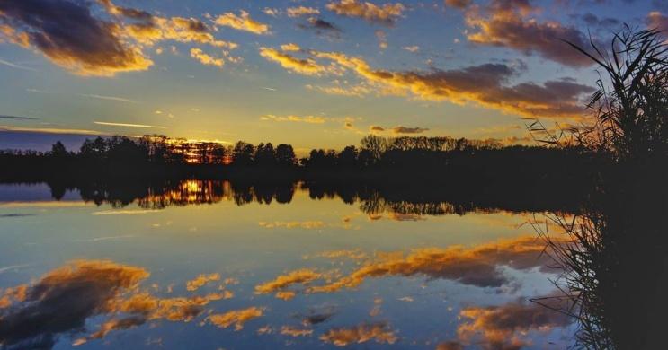 Lőrintei tó Ajka