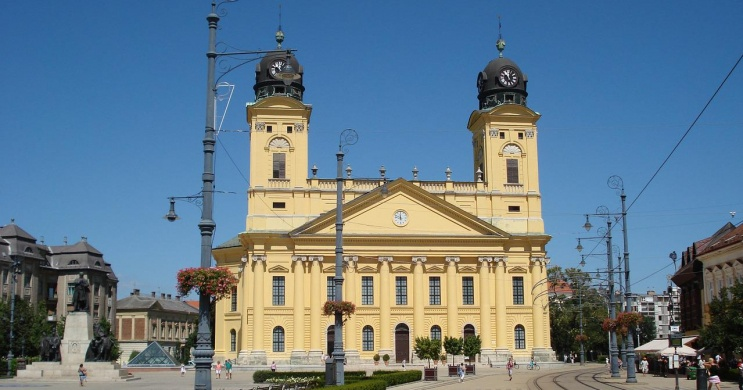 Debreceni Református Nagytemplom koncert