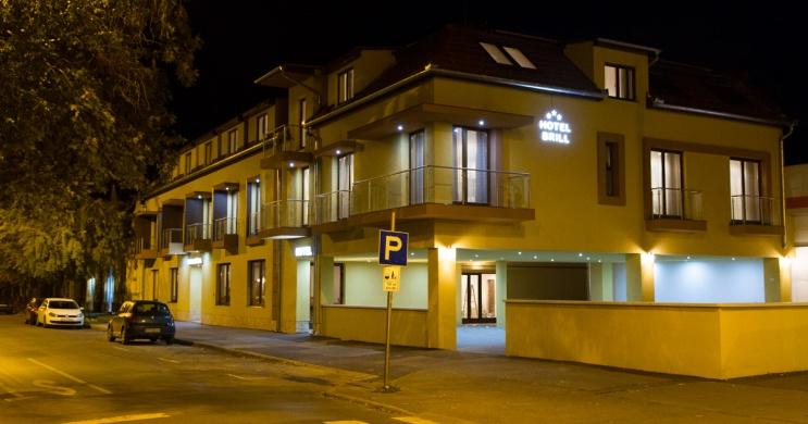 Brill Hotel***