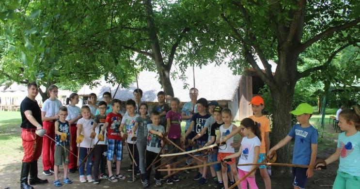 Napközis tábor Nyíregyháza - Várjuk a Sóstói Múzeumfaluban