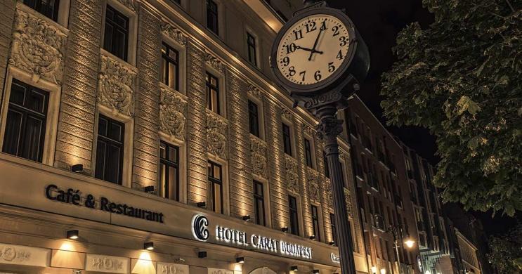 Carat Boutique Hotel**** Budapest
