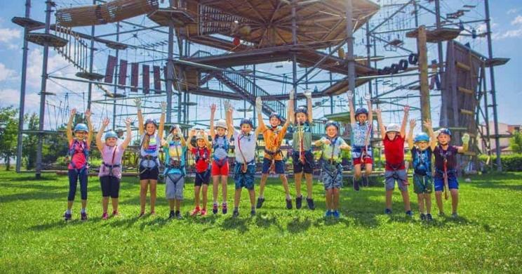 Bükfürdő tábor 2021. Kristály Torony őszi kalandtábor