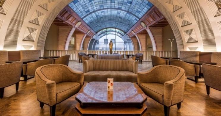 Galéria Kávézó Budapest - Continental Hotel