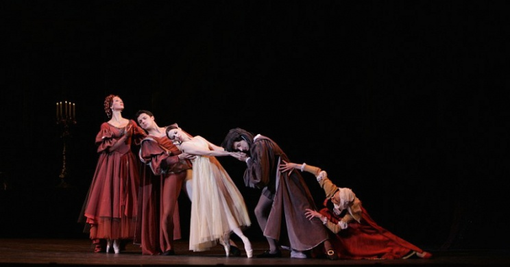 Rómeó és Júlia balett