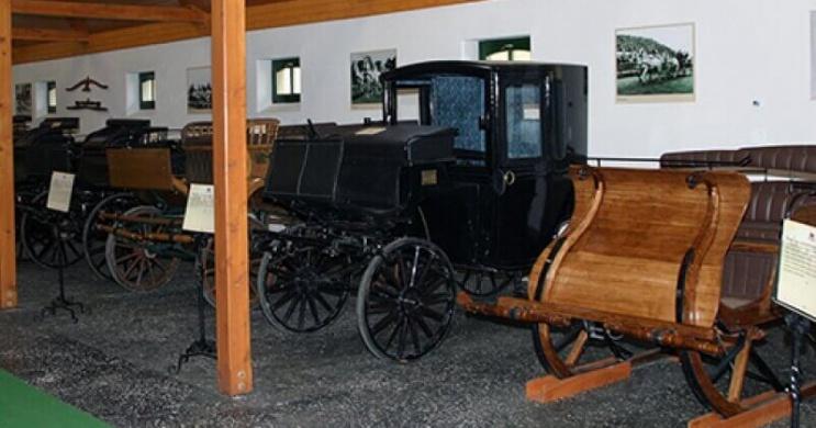 Hajtókocsi Múzeum Szilvásvárad