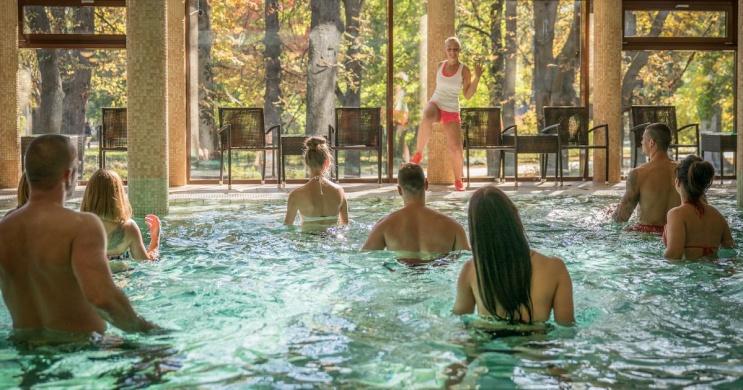 5 nap 4 éjszaka wellness pihenés családoknak, barátoknak a Wellness Hotel Gyula szállodában