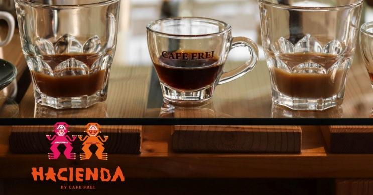 Cafe Frei programok 2020. Hacienda kávéiskola és kávékóstolások, online jegyvásárlás