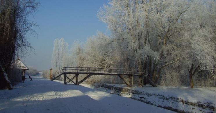 Tisza-tó téli túra wellness pihenéssel a Balneum Hotelben