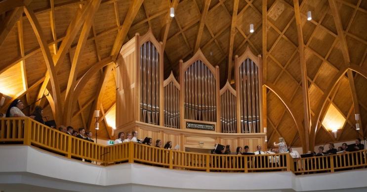 Karácsonyi koncert a veresegyházi Szentlélek templomban, Bach: Magnificat és Karácsonyi oratórium